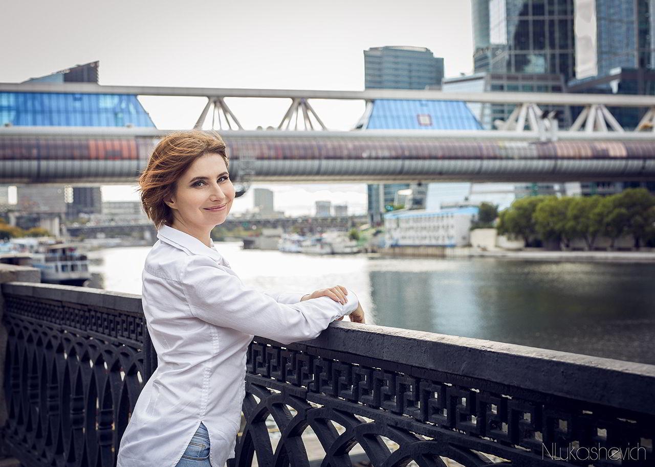 Olga Yurkovskaya
